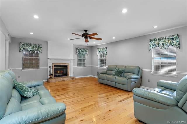 8031 Sherington Way, Charlotte, NC 28227 (#3665125) :: High Performance Real Estate Advisors