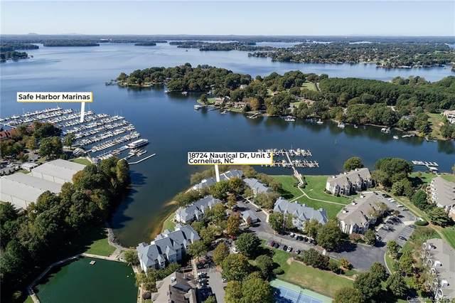 18724 Nautical Drive #3, Cornelius, NC 28031 (#3666572) :: High Performance Real Estate Advisors