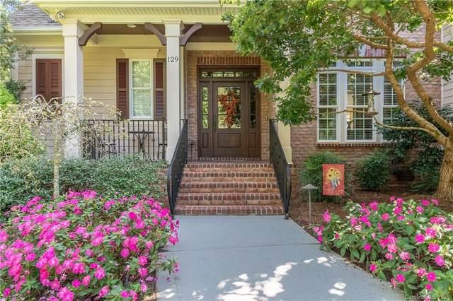 129 Ashmore Circle #94, Troutman, NC 28166 (#3666710) :: Mossy Oak Properties Land and Luxury