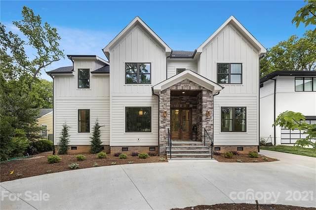 653 Ideal Way, Charlotte, NC 28203 (#3667736) :: Homes Charlotte