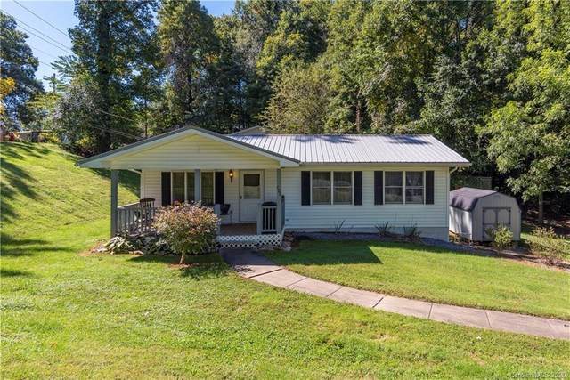 312 Broadview Road, Waynesville, NC 28786 (#3667754) :: Stephen Cooley Real Estate Group