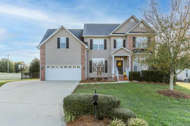 1505 Forest Pointe Lane, Gastonia, NC 28056 (#3671748) :: LePage Johnson Realty Group, LLC
