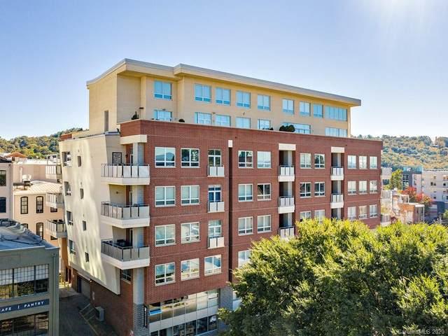 12 S Lexington Avenue #603, Asheville, NC 28801 (#3672687) :: High Performance Real Estate Advisors