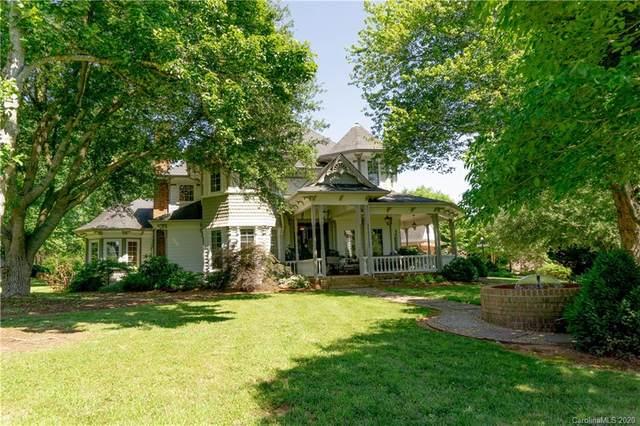 5282 Lee Cline Road, Conover, NC 28613 (#3674698) :: Ann Rudd Group