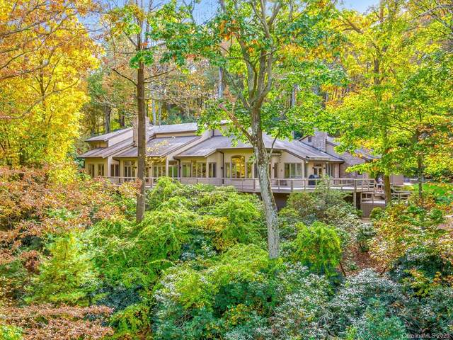 300 Winding Meadows Drive, Flat Rock, NC 28731 (#3675929) :: BluAxis Realty