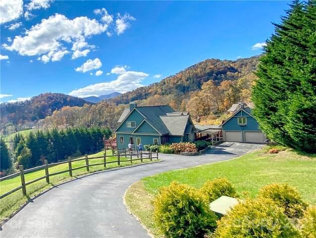 84 Kinross Lane, Waynesville, NC 28785 (#3677053) :: Mossy Oak Properties Land and Luxury