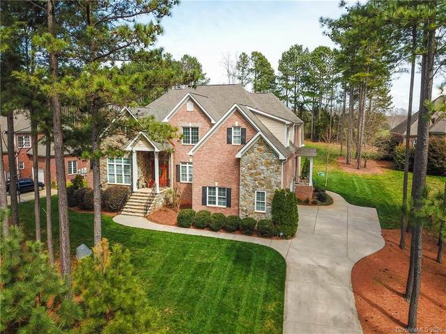 120 Whispering Cove Court #49, Mooresville, NC 28117 (#3677823) :: Cloninger Properties