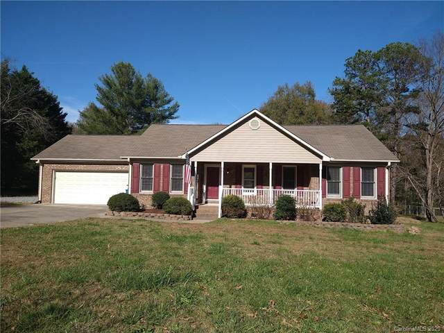 4316 Camden Avenue, Kannapolis, NC 28081 (#3682435) :: Stephen Cooley Real Estate Group