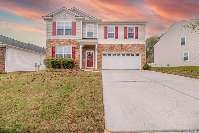 2339 Nettleton Court, Matthews, NC 28105 (#3685777) :: IDEAL Realty