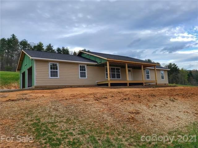 588 Higgins Branch Road #5, Mars Hill, NC 28754 (#3699829) :: Keller Williams Professionals