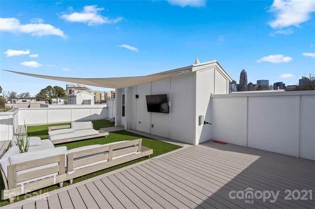 1007 Westbrook Drive, Charlotte, NC 28202 (#3700671) :: Cloninger Properties