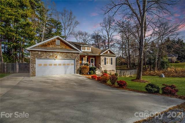 21 Caleb Drive, Fletcher, NC 28732 (#3700714) :: MOVE Asheville Realty