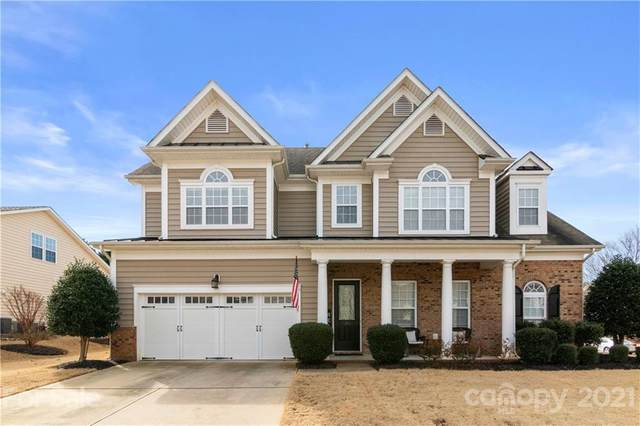 1106 Gold Rush Court, Fort Mill, SC 29708 (#3704072) :: Home and Key Realty