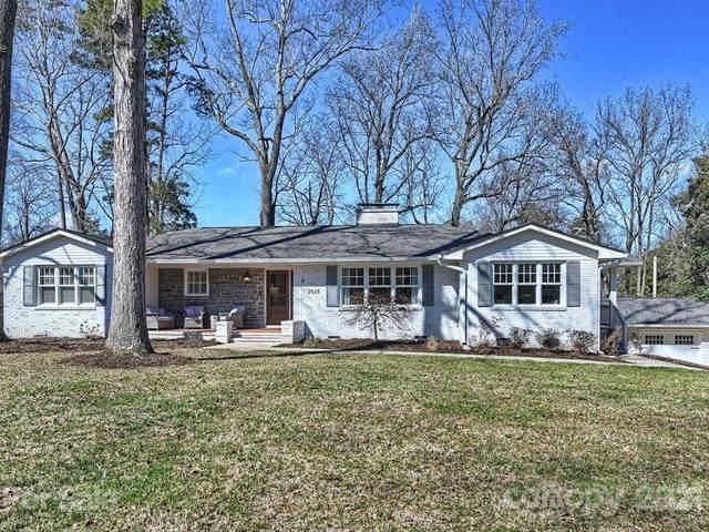 2525 Cloister Drive, Charlotte, NC 28211 (#3704225) :: High Performance Real Estate Advisors