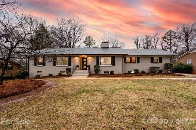 500 Lansdowne Road, Charlotte, NC 28270 (#3706792) :: Carolina Real Estate Experts