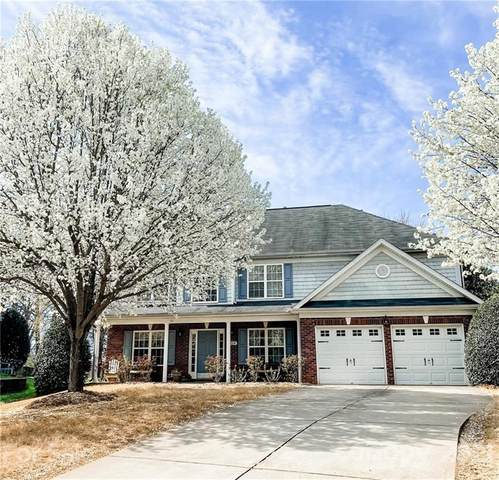 4224 Bristol Place, Concord, NC 28027 (#3716685) :: Rhonda Wood Realty Group