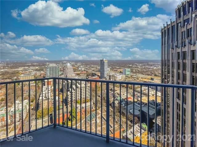 210 N Church Street #3411, Charlotte, NC 28202 (#3716709) :: High Performance Real Estate Advisors