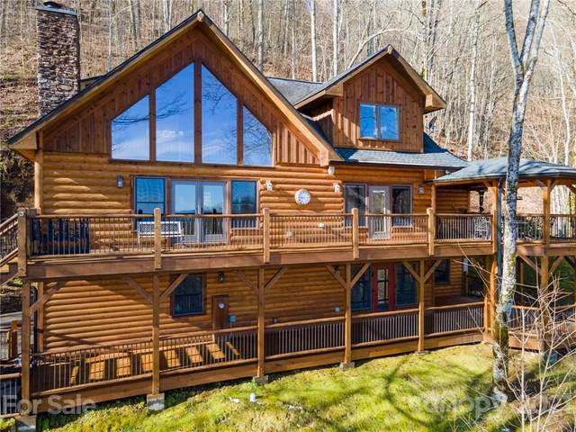 32 Saloli Trail, Maggie Valley, NC 28751 (#3720448) :: Carlyle Properties