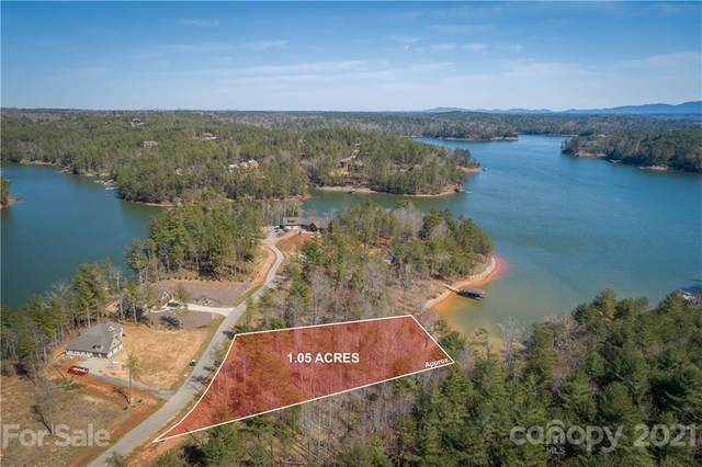 154 Linville View Drive #21, Nebo, NC 28761 (#3720504) :: High Vistas Realty