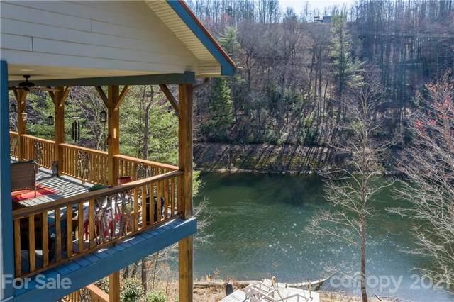 540 Bello Lago Lane, Tuckasegee, NC 28783 (#3720874) :: High Vistas Realty