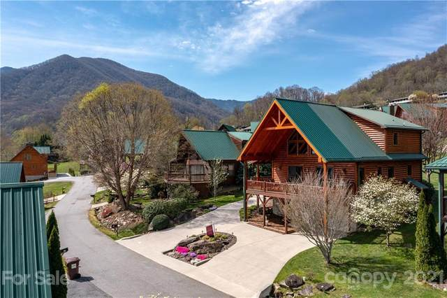 45 Bonus Court, Maggie Valley, NC 28751 (#3724373) :: The Premier Team at RE/MAX Executive Realty