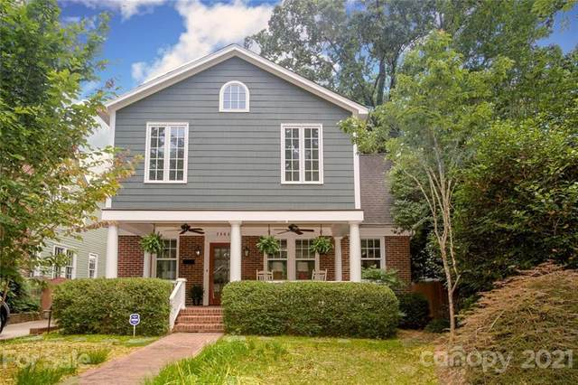 2004 Midwood Place, Charlotte, NC 28205 (#3734144) :: Home and Key Realty