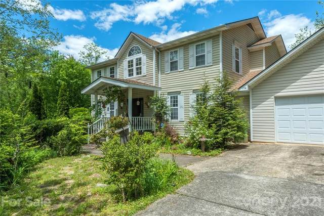176 Old Haw Creek Road, Asheville, NC 28805 (#3737663) :: BluAxis Realty