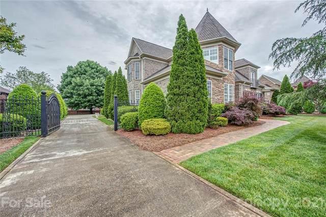 14313 Brooks Knoll Lane, Mint Hill, NC 28227 (#3738125) :: Carlyle Properties