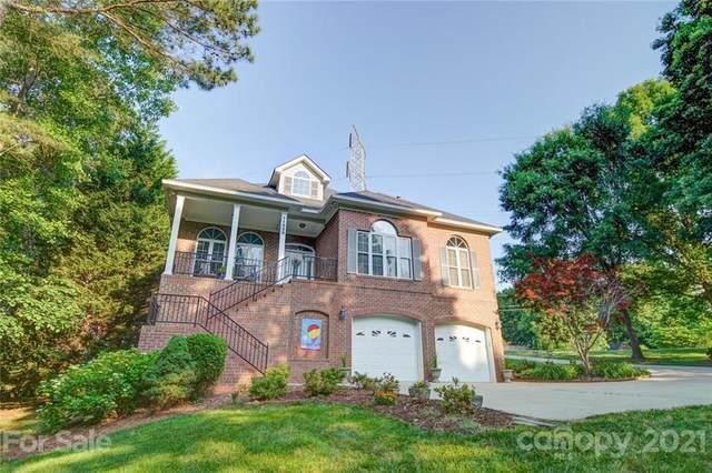 11929 Pinnacle Point Lane, Charlotte, NC 28216 (#3742776) :: Robert Greene Real Estate, Inc.