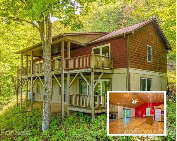 1158 Plott Balsam Road, Maggie Valley, NC 28751 (#3743712) :: Stephen Cooley Real Estate Group