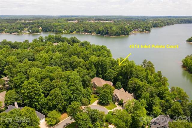 4513 Inlet Pointe Court, Charlotte, NC 28216 (#3746329) :: Exit Realty Vistas