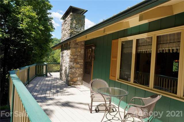 142 Pleasant Ridge Drive, Maggie Valley, NC 28751 (#3753297) :: Home and Key Realty