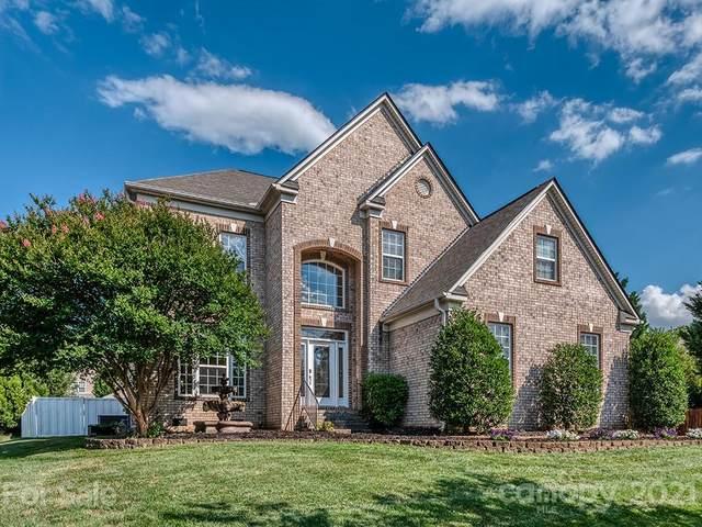 636 Georgetown Drive NW, Concord, NC 28027 (#3753795) :: Cloninger Properties