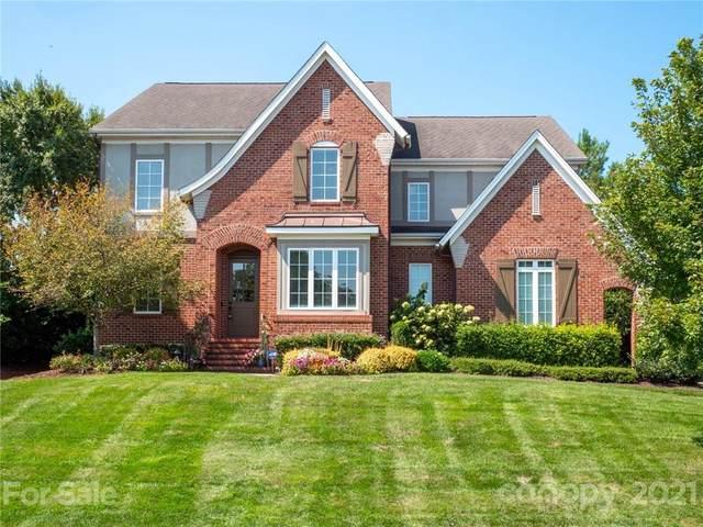 2419 Christenbury Hall Drive, Concord, NC 28027 (#3756574) :: Exit Realty Elite Properties