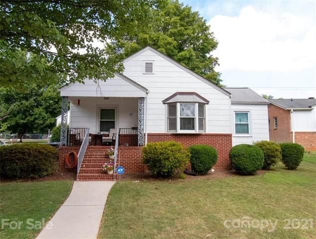 15 Grimes Circle #13, Lexington, NC 27292 (#3758691) :: Stephen Cooley Real Estate Group