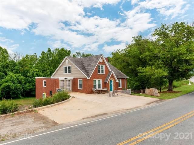2689 Harris Henrietta Road, Mooresboro, NC 28114 (#3763982) :: Carolina Real Estate Experts