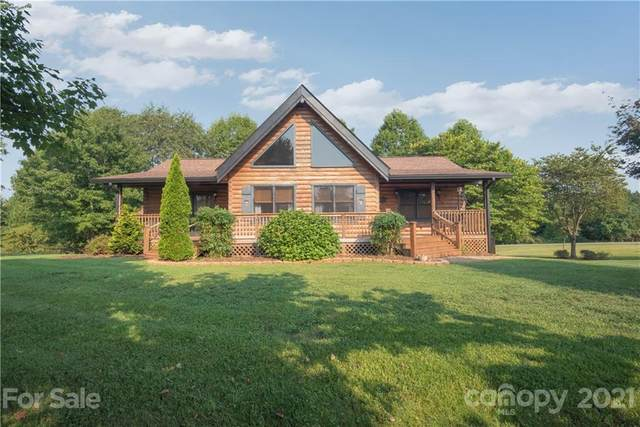 108 Overlook Drive, Stony Point, NC 28678 (#3764988) :: Caulder Realty and Land Co.