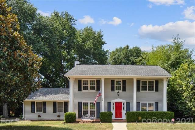 3816 Willowood Drive, Charlotte, NC 28210 (#3771547) :: Homes Charlotte