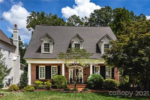 2705 Tanglewood Lane, Charlotte, NC 28211 (#3775478) :: Carver Pressley, REALTORS®