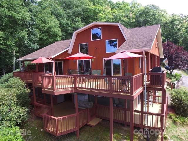 2285 Moonshine Mountain Road, Burnsville, NC 28714 (#3777686) :: High Vistas Realty