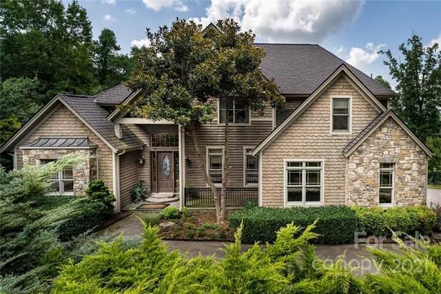 54 Crestridge Drive, Asheville, NC 28803 (#3781680) :: Carlyle Properties