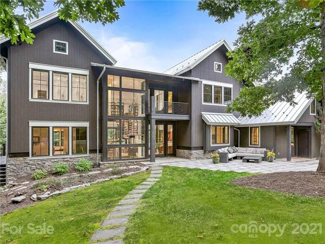 18 Wolfe Cove Road, Asheville, NC 28804 (#3783240) :: Besecker & Maynard Group