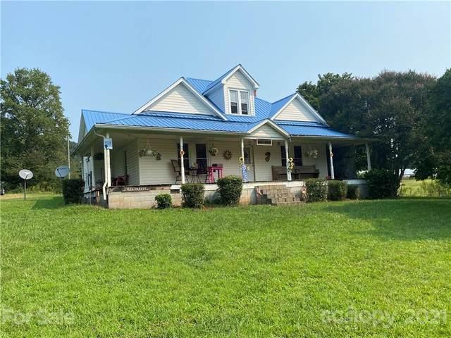 363 Center Church Road, Hiddenite, NC 28636 (#3784868) :: Stephen Cooley Real Estate