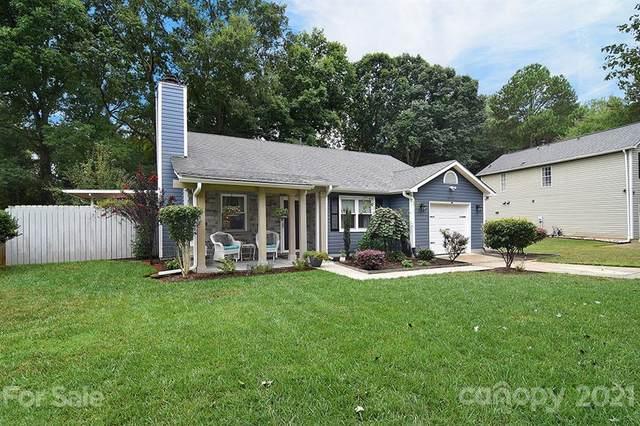 16611 Glenfurness Drive, Huntersville, NC 28078 (#3786090) :: Briggs American Homes