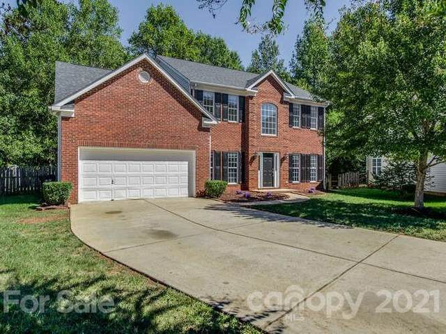 17407 Campbell Hall Court #208, Charlotte, NC 28277 (#3787533) :: MOVE Asheville Realty
