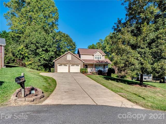 5118 Foley Drive, Hickory, NC 28602 (#3789794) :: LePage Johnson Realty Group, LLC
