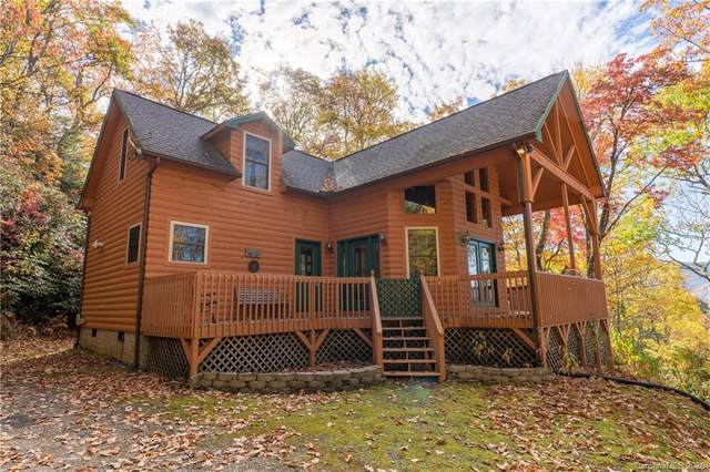 306 Picnic Gap Road, Maggie Valley, NC 28751 (MLS #3578849) :: RE/MAX Journey