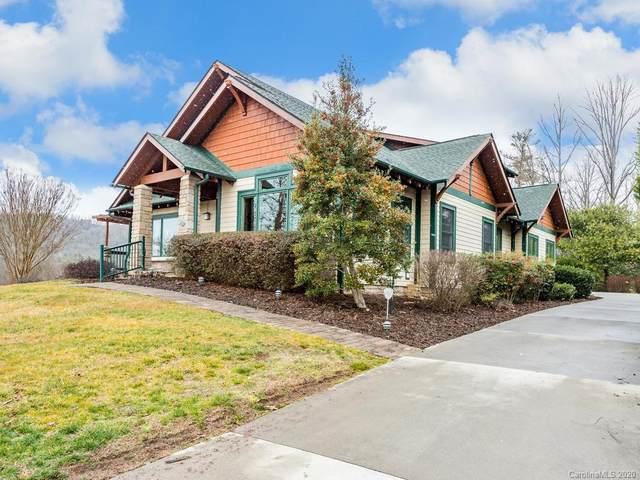 21 Al Dorf Drive, Weaverville, NC 28787 (#3590428) :: Carlyle Properties