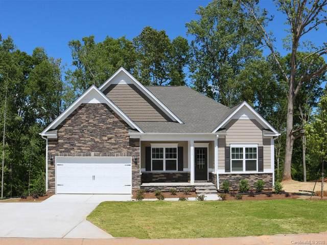 153 Sierra Chase Drive #16, Statesville, NC 28677 (#3594273) :: Rinehart Realty
