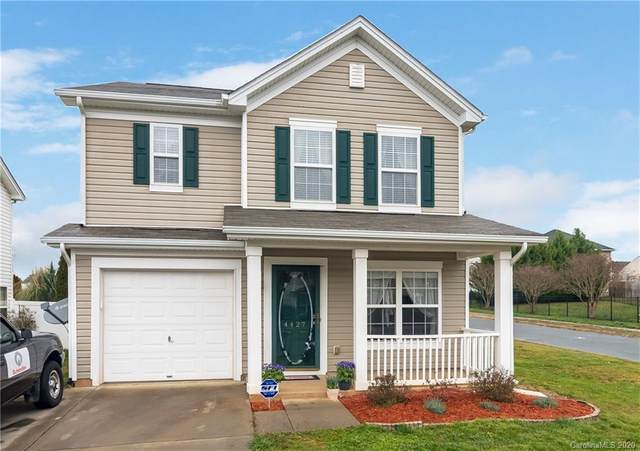4427 Stone Mountain Drive #325, Gastonia, NC 28054 (#3601555) :: Carlyle Properties